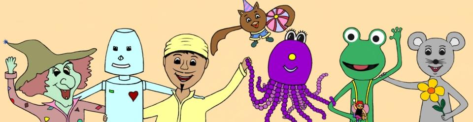 Kinder-Mitmach-Programme