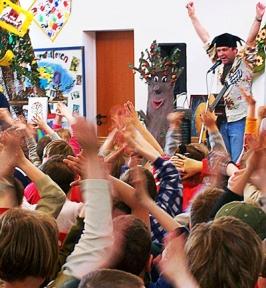 Kinderliedermacher Thomas Koppe